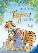 Cover-Bild zu Tiger im Gepäck von Allert, Judith