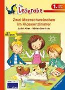 Cover-Bild zu Zwei Meerschweinchen im Klassenzimmer von Allert, Judith