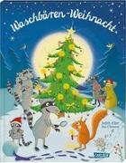 Cover-Bild zu Waschbären-Weihnacht von Allert, Judith