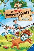Cover-Bild zu Die wilde Baumhausschule, Band 1: Raubtierzähmen für Anfänger von Allert, Judith