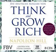 Cover-Bild zu Think and Grow Rich - Deutsche Ausgabe von Hill, Napoleon