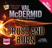 Cover-Bild zu Cross and Burn: Tony Hill and Carol Jordan Series, Book 8 von McDermid, Val