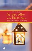 Cover-Bild zu Bei sich selber zu Hause sein: Weihnachtliche Inspirationen von Stutz, Pierre