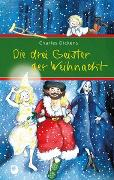 Cover-Bild zu Die drei Geister der Weihnacht von Dickens, Charles