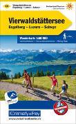 Cover-Bild zu Hallwag Kümmerly+Frey AG (Hrsg.): Vierwaldstättersee Nr. 11 Wanderkarte 1:60 000. 1:60'000