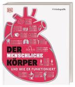 Cover-Bild zu #dkinfografik. Der menschliche Körper