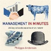 Cover-Bild zu Anderson, Philippa: Management in Minutes