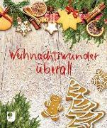 Cover-Bild zu Weihnachtswunder überall