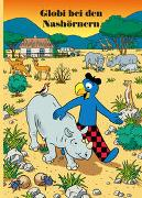 Cover-Bild zu Lendenmann, Jürg: Globi bei den Nashörnern