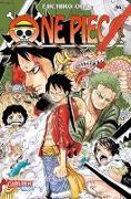 Cover-Bild zu One Piece 94 von Oda, Eiichiro