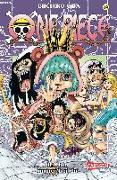 Cover-Bild zu One Piece, Band 74 von Oda, Eiichiro