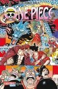 Cover-Bild zu One Piece 92 von Oda, Eiichiro