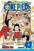 Cover-Bild zu One Piece, Vol. 43 von Oda, Eiichiro