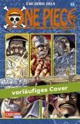 Cover-Bild zu One Piece, Band 65 von Oda, Eiichiro