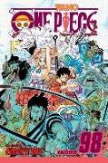 Cover-Bild zu One Piece, Vol. 98 von Oda, Eiichiro