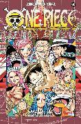 Cover-Bild zu One Piece 90 von Oda, Eiichiro