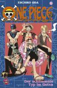 Cover-Bild zu One Piece, Band 11 von Oda, Eiichiro