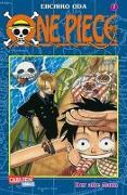 Cover-Bild zu One Piece, Band 7 von Oda, Eiichiro