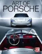 Cover-Bild zu Art of Porsche von Ostmann, Bernd