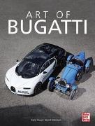 Cover-Bild zu Art of Bugatti von Staud, René