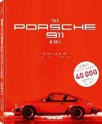 Cover-Bild zu The Porsche 911 Book, New Revised Edition von Staud, René