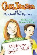 Cover-Bild zu Cam Jansen and the Spaghetti Max Mystery von Adler, David A.