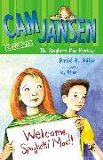 Cover-Bild zu Cam Jansen and the Spaghetti Max Mystery (eBook) von Adler, David A.