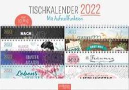 Cover-Bild zu Display Tischkalender 2022. Mit 8 x 3 Ex