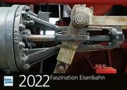 Cover-Bild zu Faszination Eisenbahn 2022