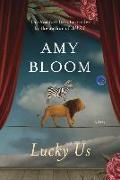 Cover-Bild zu Bloom, Amy: Lucky Us
