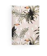 Cover-Bild zu teNeues Calendars & Stationery GmbH & Co. KG: Jungle 10,5x14,8 cm - GreenLine Booklet - 48 Seiten, Punktraster und blanko, Softcover - gebunden