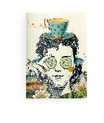Cover-Bild zu teNeues Calendars & Stationery GmbH & Co. KG: Pabuku 14,8x21 cm - GreenLine Booklet - 48 Seiten, Punktraster und blanko - Softcover - gebunden