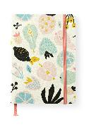 Cover-Bild zu teNeues Calendars & Stationery GmbH & Co. KG: Happy Fruits 16x22 cm - GreenLine Journal - 176 Seiten, Punktraster und blanko - Hardcover - gebunden
