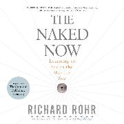 Cover-Bild zu The Naked Now - Learning To See As the Mystics See (Unabridged) (Audio Download) von Rohr, Richard