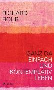 Cover-Bild zu Ganz da (eBook) von Rohr, Richard