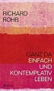 Cover-Bild zu Ganz da von Rohr, Richard