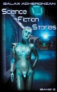 Cover-Bild zu Science fiction Stories (eBook) von Acheronian, Galax