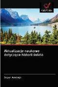 Cover-Bild zu Aktualizacje naukowe dotyczące historii świata von Adebajo, Segun