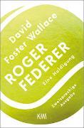 Cover-Bild zu Foster Wallace, David: Roger Federer