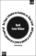 Cover-Bild zu Foster Wallace, David: Der Planet Trillaphon im Verhältnis zur Üblen Sache (eBook)