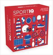Cover-Bild zu Barkat, Hadi & Pauchon, Seb: SportsIQ FR