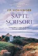 Cover-Bild zu Monninger, J. P.: ¿apte scrisori (eBook)