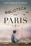 Cover-Bild zu Charles Janet, Skeslien: Biblioteca din Paris (eBook)