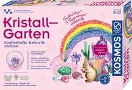 Cover-Bild zu Kristall-Garten