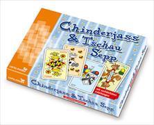 Cover-Bild zu Chinderjass und Tschau Sepp