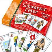 Cover-Bild zu Schwarzer Peter (Swiss Edition)