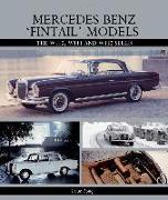 Cover-Bild zu Long, Brian: Mercedes-Benz 'Fintail' Models (eBook)