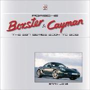 Cover-Bild zu Long, Brian: Porsche Boxster & Cayman
