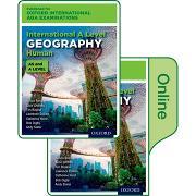 Cover-Bild zu Ross, Simon: Oxford International AQA Examinations: International A Level Human Geography: Print and Online Textbook Pack