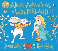 Cover-Bild zu Willis, Jeanne: Alice's Adventures in Wonderland